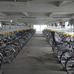 大和田駅自転車駐車場①