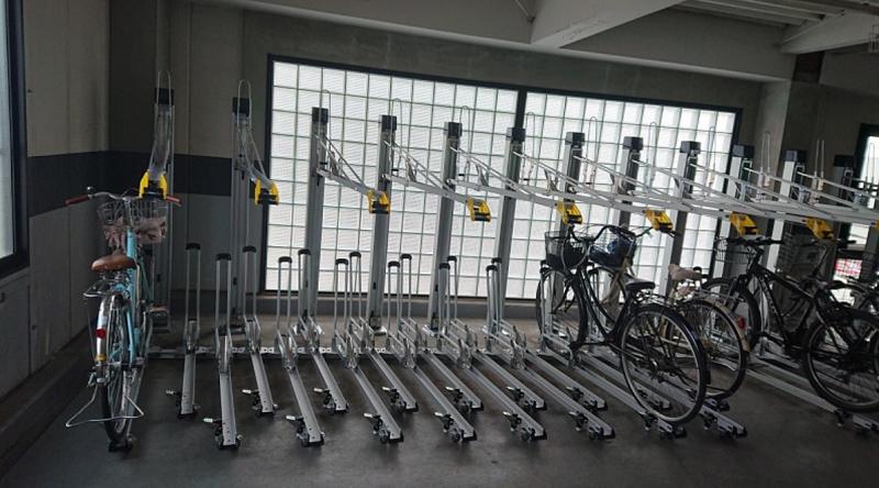 大和田駅自転車駐車場③